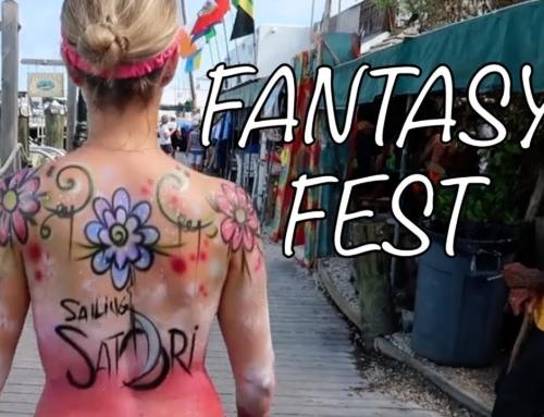 Ep. 19 – Fantasy Fest! (Sailing Satori)