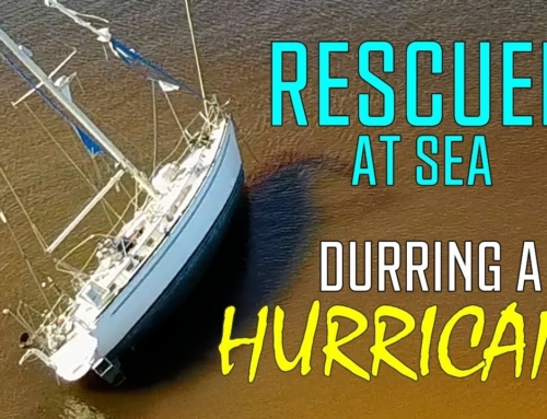 OTH: ABANDON SHIP! Second Chance to Outrun a Hurricane (Sailing Satori)