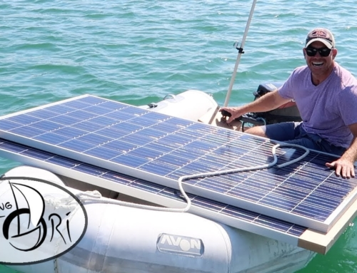 Sailboat Solar Setup – BIG Upgrade! (Video S2:E19)