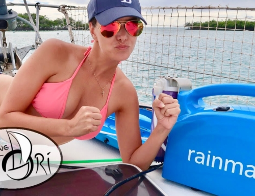 Rainman Watermaker on a Boat – Review (Video)