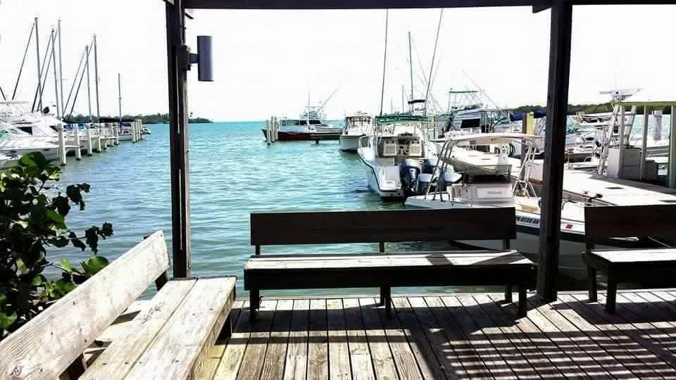 Marina Pescaderia dock view