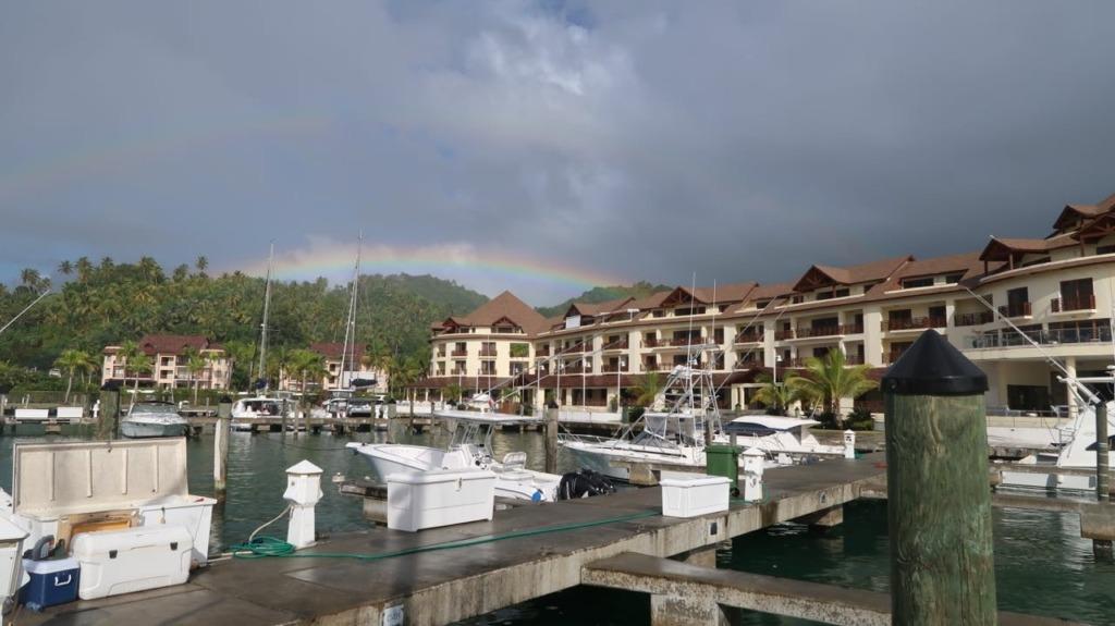 Puerto Bahia Docks