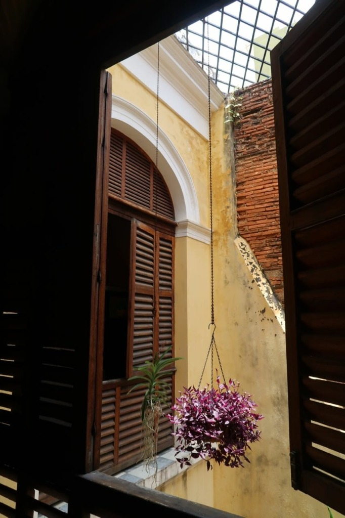 Outside House in Old San Juan