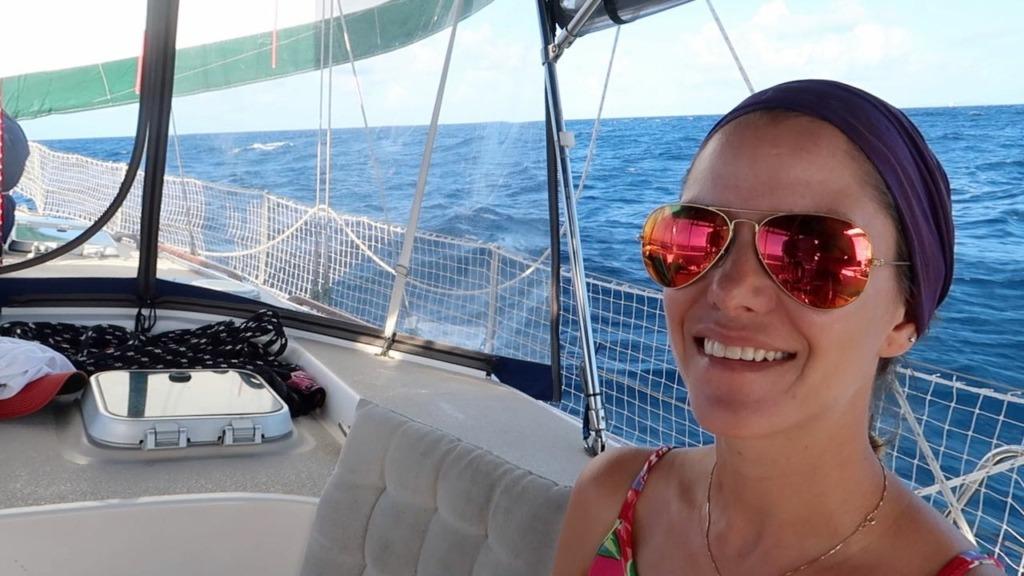 Kelly sailing back to Puerto Rico