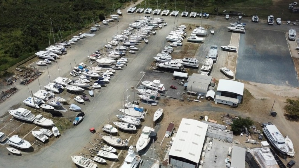 Puerto Del Rey Marina Review - dry storage sailing satori