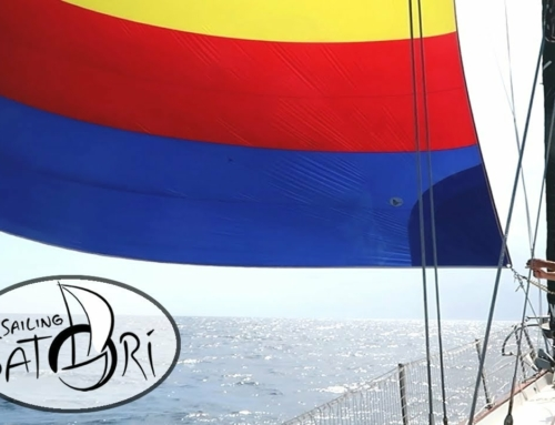 Stocking Up and Shipping Out, Beautiful Spinnaker Sailing – S2:E28