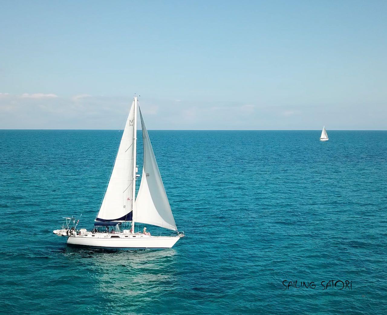Sailing Satori Charters Tampa Bay